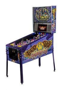 Aerosmith LE Pinball